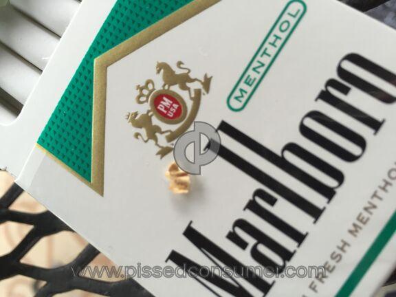 Marlboro Menthol Lights Cigarettes