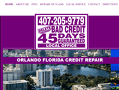 Orlando Florida Credit Repair - Full of false advertisement and don't deliver what you pay for