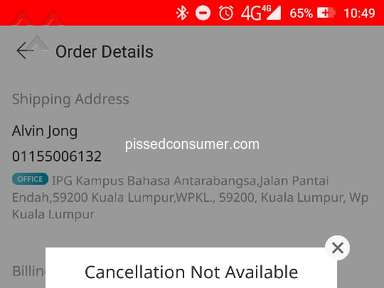 Lazada Malaysia Auctions and Marketplaces review 539381