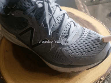 New Balance - Shoes unusable after 4 month