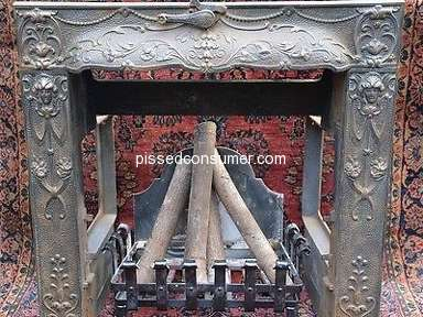 UPS badly damaged an antique (c. 1896) cast iron fireplace then refuse to pay insurance claim