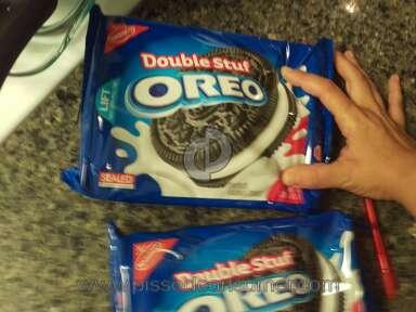 Nabisco Oreo Double Stuf Cookies review 156082