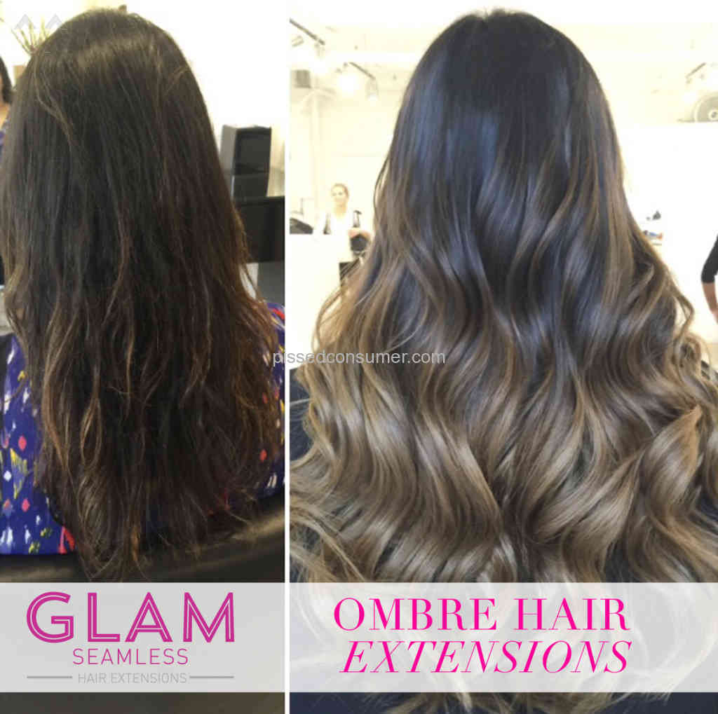 1 New York Glam Seamless Hair Extension Review Pissed Consumer