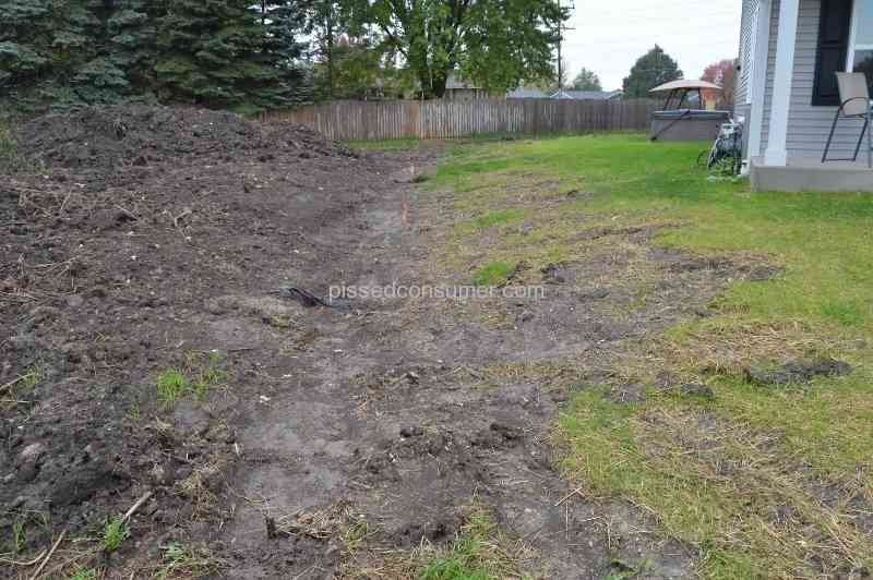 Carlos 4 Seasons Landscaping And Snow Removal   Lack Of Professionalism And  Customer Service