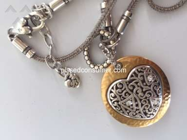 Brighton Collectibles Necklace review 380334