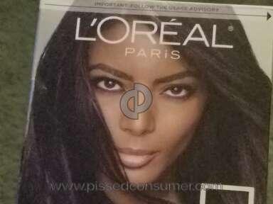 Loreal Usa - Power Violet Hair Dye Review