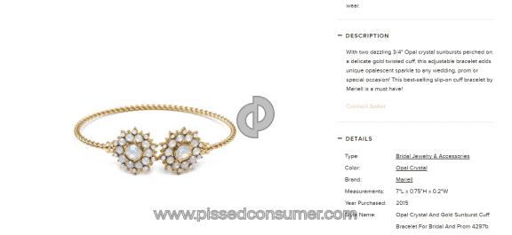 Mariell Jewelry Bracelet