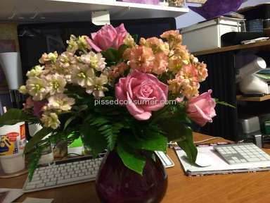Ftd Bouquet review 37447