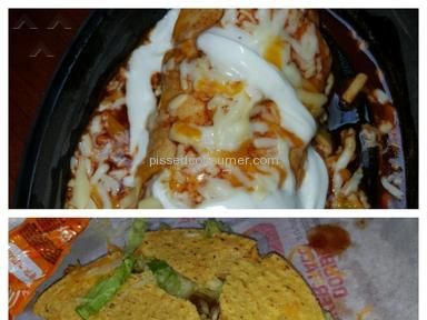 Taco Bell - Crunchy Taco Review from Columbus, Ohio