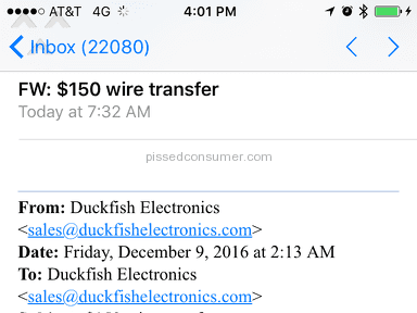 Duckfish Electronics - Simple Review #1481321124