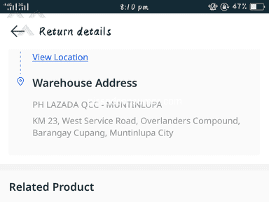 Lazada Philippines Auctions and Marketplaces review 683081