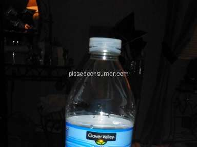 Clover Valley Purified Bottled Water review 128591