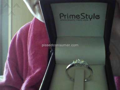 Primestyle.com Bad – unacceptable experience, unreasonable and rude conduct.