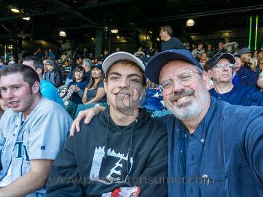 Uberseat Mariner Baseball Ticket review 152716