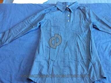 Rosegal Shirt review 124221