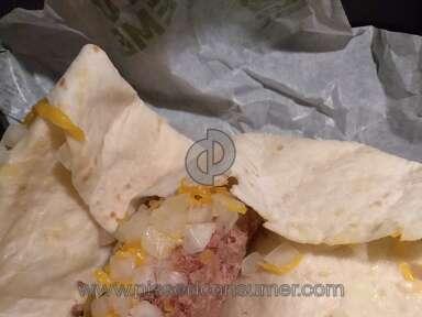 Taco Bell - Burrito Review