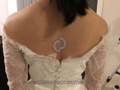 Tbdress Wedding Dress review 165802