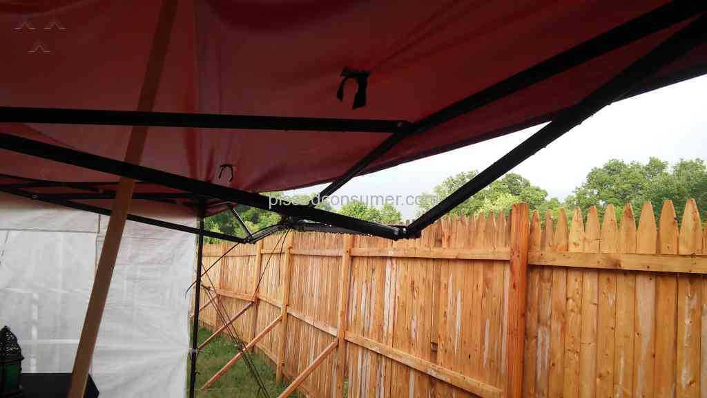Ace Canopy - $400 wasted! & 30 ACE CANOPY Reviews and Complaints @ Pissed Consumer