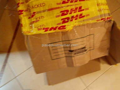 Dhl Canada Delivery Service review 184120