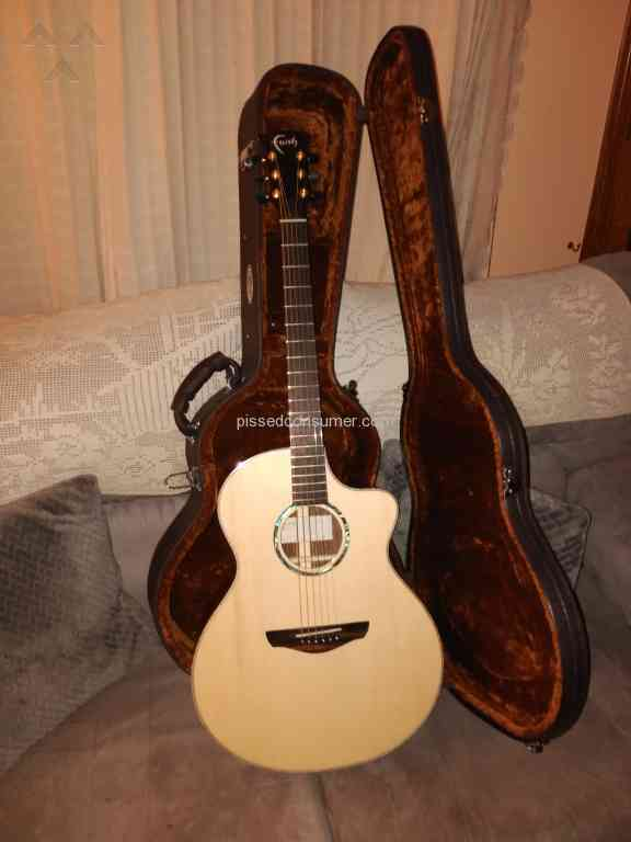 Very Helpful Person: 32 Richards Guitars Reviews And Complaints @ Pissed Consumer