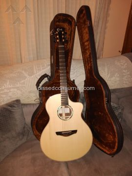 Faith Guitars Acoustic-Electric Guitar