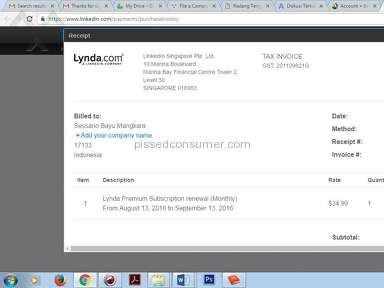 Lynda Online Courses Free Trial review 166002