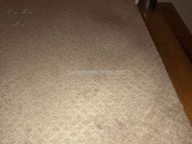 Luna Flooring - Bad quality carpet