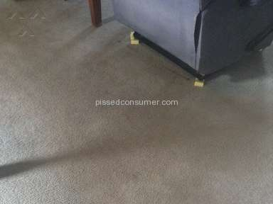 Stanley Steemer Carpet Cleaning Service review 161788