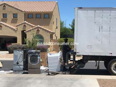 Innovel Solutions - Lost washer & dryer