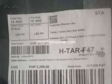 Lazada Philippines Auctions and Marketplaces review 722457