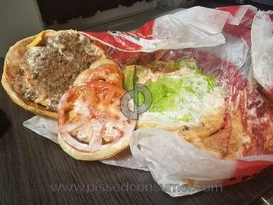 Carls Jr Restaurant - Famous Star Burger Review from Las Vegas, Nevada