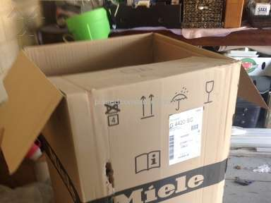 Miele Oven review 40469