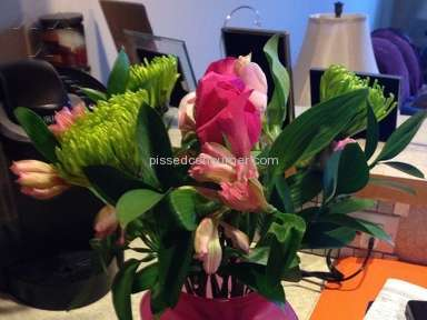ProFlowers Flowers review 61501