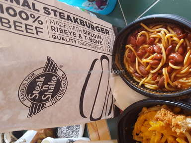 Steak N Shake Chili Mac Pasta review 133675