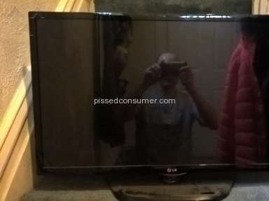 Lg Electronics - Horrible Product- TV only Lasted a year