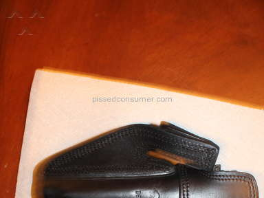 Craft Holsters - Definitely a Satisfied, and Returning, Customer