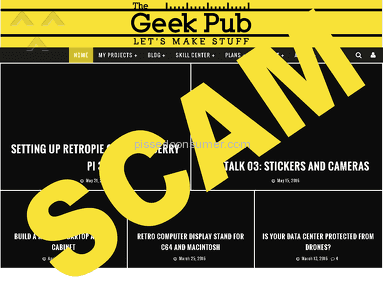 The Geek Pub Media review 135939