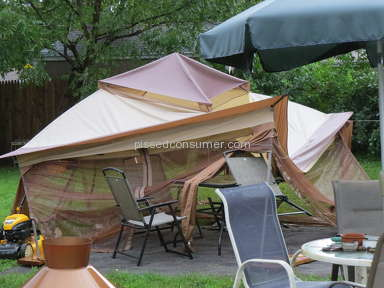 Sunjoy Industries Gazebo review 228504
