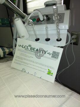 Lcl Beauty Pro-2288 Facial Machine