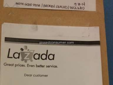 Lazada Philippines Auctions and Internet Stores review 50665