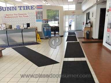 Dunn Tire - Tire leak