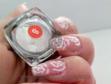 Dresslily Magic Mirror Nail Powder review 282584