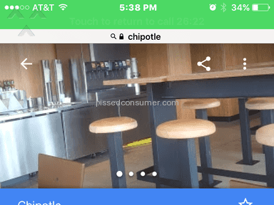Chipotle - Customer Care Review