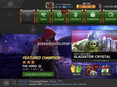 Kabam - Contest of champions