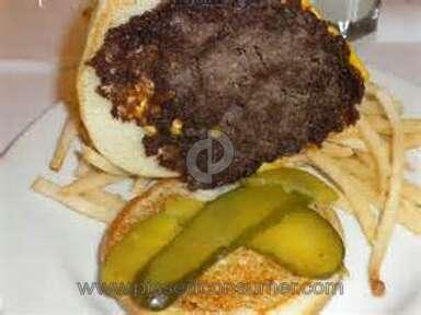 Steak N Shake The Original Double Steakburger review 217496