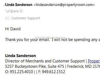 PropertyRoom.com operates illegally and is not punished ***PROOF***