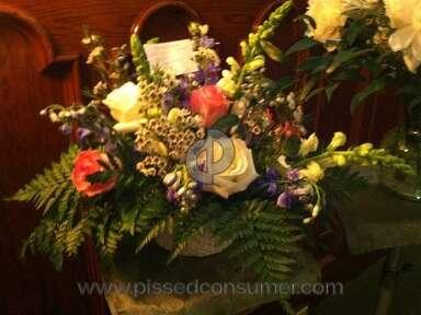 Justflowers Flowers review 15715