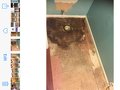 Handyman Matters - Hired to repair sub-floor left a gaping hole.