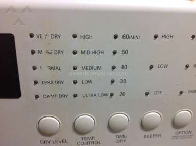 Lg Electronics Dryer review 59531