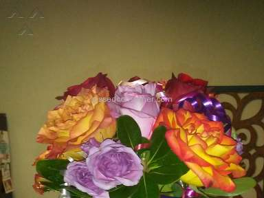 Avasflowers - Premium Order that Looked Like a Small or Medium for Premium Price